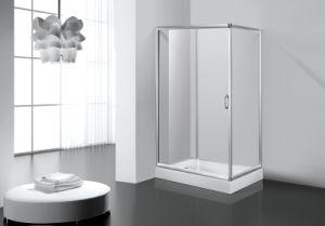 Rectangular Aluminum Alloy Frame Shower Box Sliding Shower Enclosure pictures & photos
