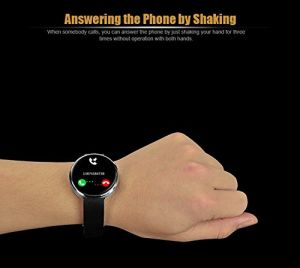 Bluetooth Smart Wrist Wrap Watch Wristwatch Phone pictures & photos