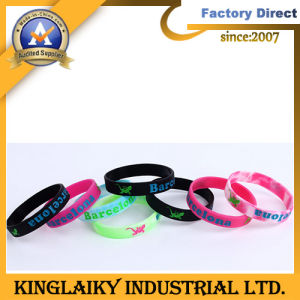 Silicone Bracelets for Kids′ Promotional Gifts pictures & photos