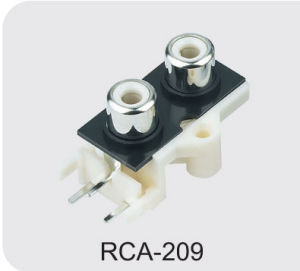 RCA Jack/AV Jack (RCA-209) pictures & photos