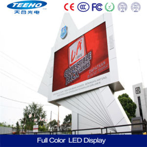 Hot Outdoor Fixed High Brightness Waterproof P10 Full Color LED Display P10 LED Screen pictures & photos