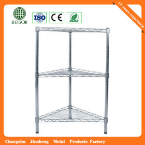 High Quality Wire Display Shelf with Best Price (JS-WS16) pictures & photos