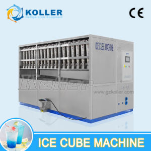 5tons PLC Controller Automatic Ice Cube Machine pictures & photos