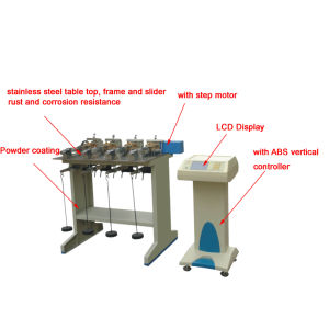 Intelligent Electric Tetragenous Direct Shear Testing Machine pictures & photos