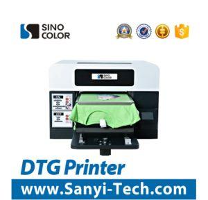 A3 Size DTG Digital T-Shirt Printer Textile Printing Machine T-Shirt Printing Machine pictures & photos
