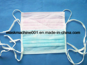 Face Mask Making Machine Mask Machine Automatic Mask Earloop Machine pictures & photos