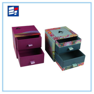 High Quality Customized Paper Gift Box with Drawer pictures & photos