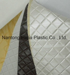 PU Bag Leather for Handbag, Cosmetic Bag (HL23-08) pictures & photos