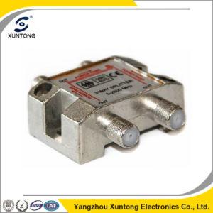 3 Way Splitter 5-2300MHz CATV Splitter pictures & photos