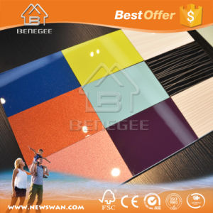 High Gloss MDF Panel / Acrylic MDF / UV MDF for Furniture pictures & photos