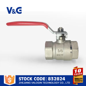 Valogin Best Quality Brass Ball Valve pictures & photos