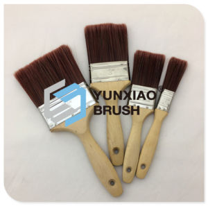 Filament Paint Brush with Wood Handle Hand Tools pictures & photos