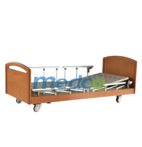 Mobile Home Furniture, Three Functions Electric Home Care Nursing Bed pictures & photos