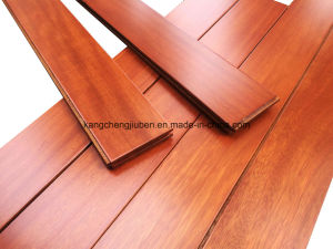 Natural Anti Abrasion Wood Parquet/Hardwood Flooring pictures & photos