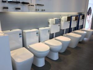 Noiseless HDPE 5 Years Guarantee Embedded Squat Toilet Cistern pictures & photos
