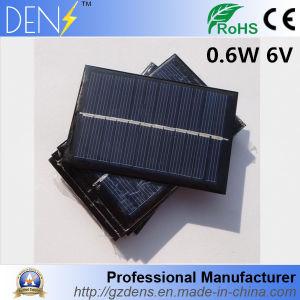 Mini 0.6W 6V Solar Cell Polycrystalline Solar Panel Solar Module DIY Solar Cell pictures & photos