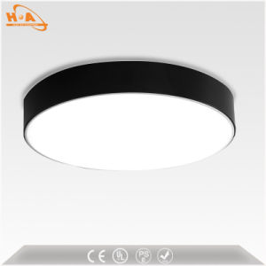 24wled Flush Mount Light Round Plastic Ceiling Light Covers pictures & photos