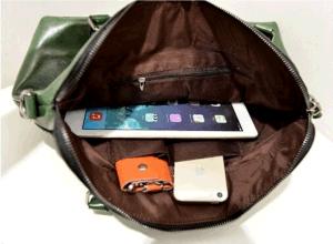 Women Handbag PU Leather Bags Women Messenger Hand Bag (BDMC109) pictures & photos