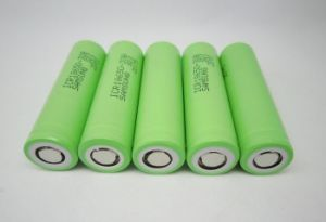 3.7V 3000mAh Icr18650-30b Lithium Ion Battery pictures & photos
