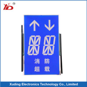 LCD Screen Touch LCD Module Stn Green Negative Monitor LCD Display pictures & photos