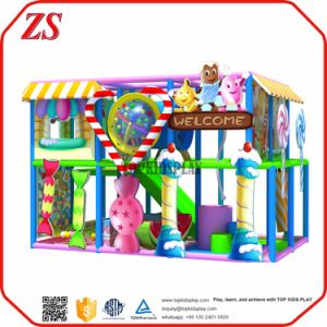 Used Commercial Indoor Playground, School Kids Indoor Playground Equipment pictures & photos