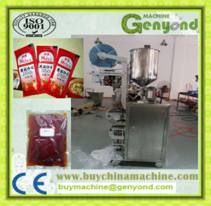 Small Sachets Peanut Butter Packing Machine pictures & photos