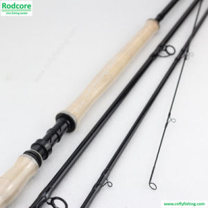 12FT 5/6wt High Modulus Carbon Spey Fly Rod pictures & photos