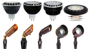 Outdoor Dimmable MR16 LED Spotlight pictures & photos