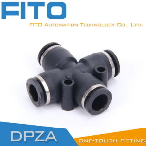 Pza Pneumatic Fitting One Touch Air Fitting by Airtac Type pictures & photos