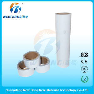 New Bong Milk White PVC Protective Film for Aluminium Profile pictures & photos