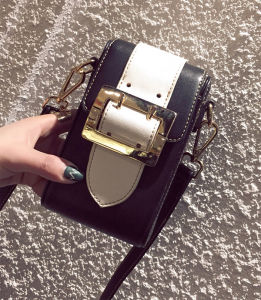 New Fashion Style Cellphone Pouch Mini Bag Retro Single-Shoulder Bag pictures & photos