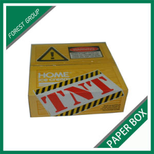 Customized Gloss Color Cardboard Box pictures & photos