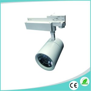 40W CREE LED COB Track Spotlight for Commercial Lighting pictures & photos