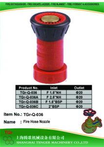 Plastic Nozzle, spray Nozzle, Fire Hose Nozzle pictures & photos