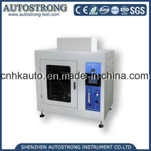 Lab Instrument Needle Fame Material Burning Tester pictures & photos