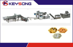 Puff Snacks Food Machinery pictures & photos