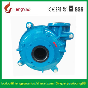 High Abrasion and Corrosion Resistance Slurry Pump pictures & photos