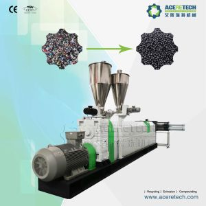 Recycling HDPE Plastic Granules Extruder pictures & photos