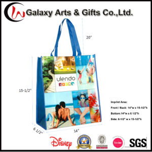 Hot Sale Personalized PP Non-Woven Laminated Reusable Bags/Shopping Bag pictures & photos