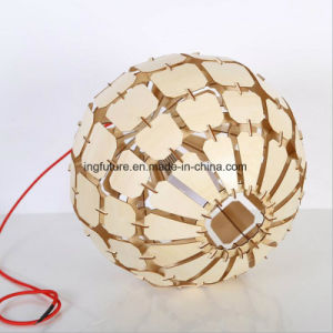 DIY Creative Wooden Earth Gift Artcrafts Light pictures & photos