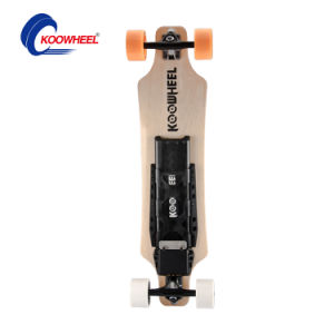 Four Wheels Max Speed 40km/H Remote Control Longboard Electric Skateboard pictures & photos