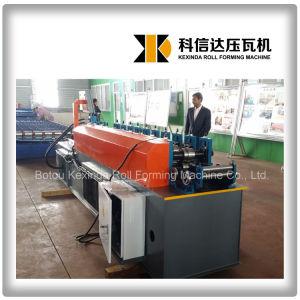 Kxd Omega Profile Light Gauge Steel Framing Machine pictures & photos