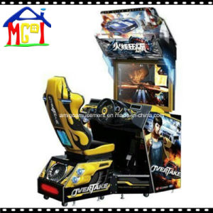 Arcade Game Machine for Powerdrive Hummer SIM Racing pictures & photos