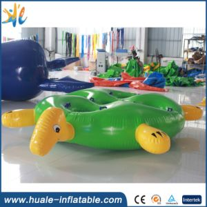 Hot Inflatable Plastic Toys Swimming Pool Water Raft Floater Toy