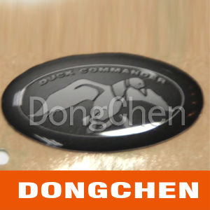 High Quality Custom Weatherproof UV Resistant Crystal Epoxy Dome Sticker pictures & photos
