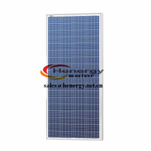 150W Polycrystalline Solar Panel for PV System pictures & photos