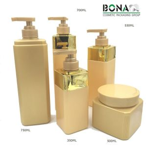 700ml Shampoo Bottle PE Bottle Made in China pictures & photos