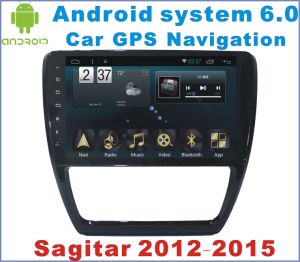 Android System Car GPS for Sagitar 2012-2015 with Car Navigation pictures & photos