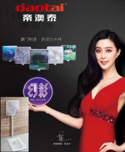Water Tank Wall Mounted Dual Flush Button Xiamen Factory pictures & photos