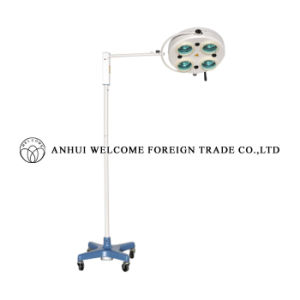 Stand Cold Light 4 Bulb Operating Lamp for Medical Use pictures & photos